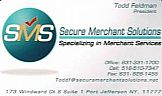 Credit Card Processing: