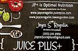 Health and Nutrition: