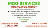 Loan Modification: