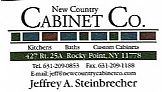 Cabinets: