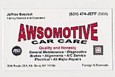 Auto Repair: