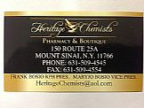Pharmacy: