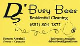 Cleaning Services: